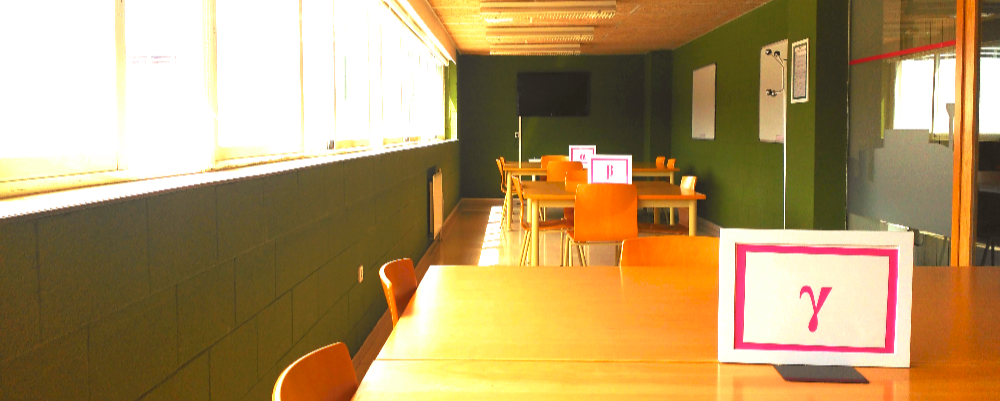 Zona Verde (Group Workroom)