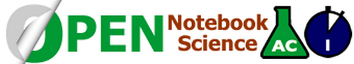 Open Notebook Science (c) Open Notebook Science