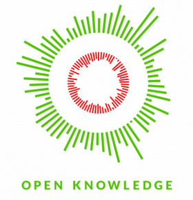 Logo of Open Knowledge. Creative Commons BY 3.0 (c) Logo of Open Knowledge. Creative Commons BY 3.0